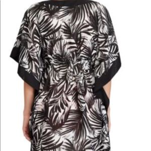 Ralph Lauren Swim - Ralph Lauren Palm Print Swim Cover Up Tunic Dress